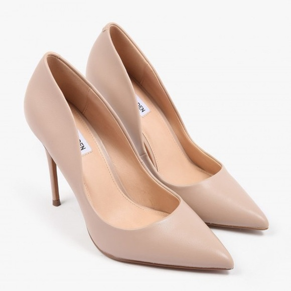 Steve Madden Shoes | Nude Daisie Pumps